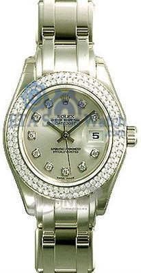Rolex Pearlmaster 80339